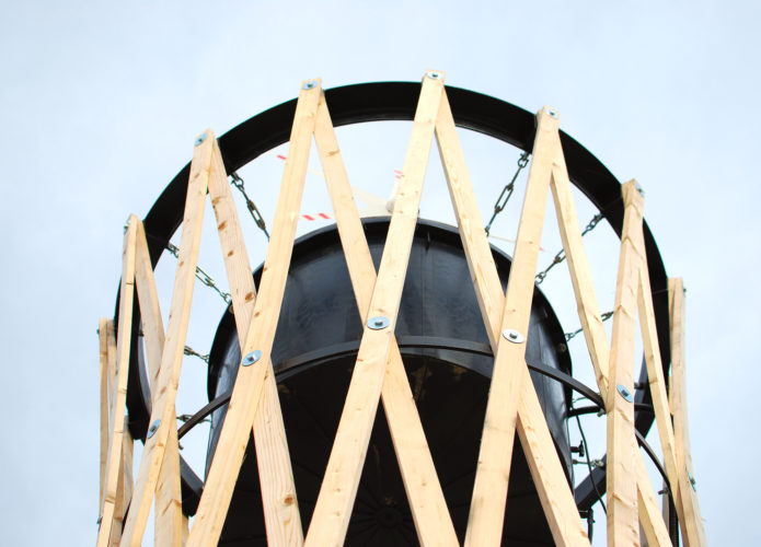 Mobiele Watertoren
