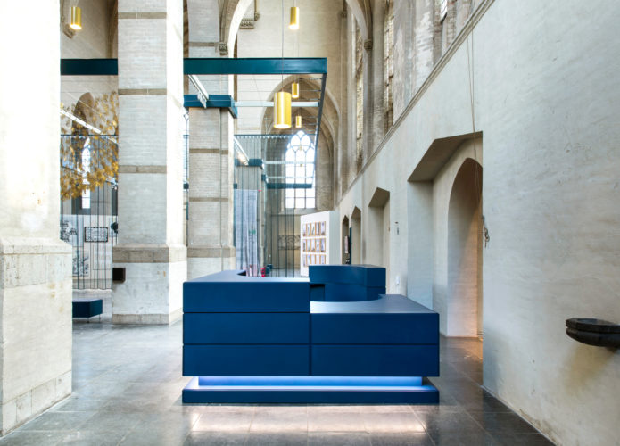 Museum Arnhem in De Kerk